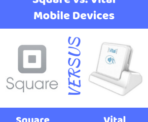 Square Mobile vs. Vital C3 & C4 Mobile