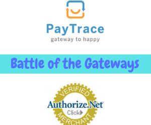 Gateway Battle: PayTrace vs. Authorize.net